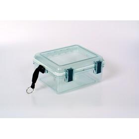 GSI Lexan Box - Cajas - talla M gris/blanco